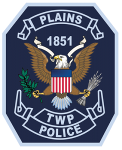 Plains Police Badge